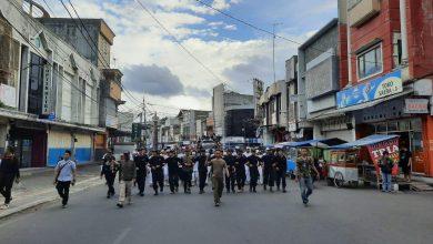 Photo of Laskar Ansharu Syariah Tasikmalaya Kawal Ribuan Massa Aksi Solidaritas Muslim India