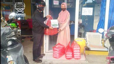 Photo of Yanmas Ansharu Syariah Berbagi Kebahagiaan Dengan Umat Muslim Muara Adang Kalimantan