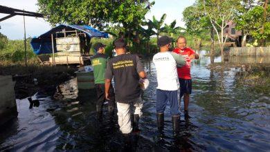 Photo of Relawan Yanmas Ansharu Syariah Kembali Distribusikan Bantuan Untuk Korban Banjir Samarinda