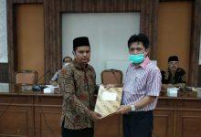 Photo of Audensi Dengan DPRD, Ansharu Syariah Bersama Elemen Umat Islam Wonosobo Sepakat Tolak RUU BPIP