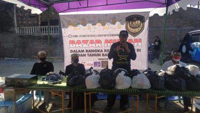 Photo of Peringati Tahun Baru Hijriyah dan HUT RI, Yanmas Ansharu Syariah dan FUIS Gelar Bazar Murah