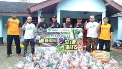 Photo of Yanmas Ansharu Syariah, KSQ dan Baitul Maal Salimah Baksos Air Bersih di Pelosok Wonogiri