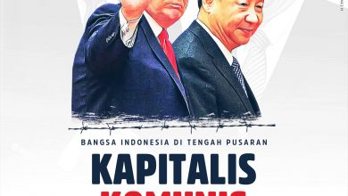 "Photo of ""Bangsa Indonesia di Tengah Pusaran Kapitalis dan Komunis"