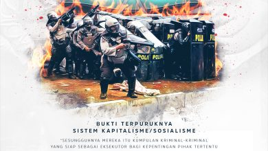 """Photo of """"OMNIBUSLAW, Bukti Terpuruknya Sistem Kapitalisme"""""""