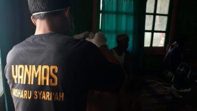 Photo of Sariyah Dakwah Bersama Yanmas Ansharu Syariah Nusra Buka Pelayanan Kesehatan Gratis Untuk Warga Sambori