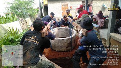 Photo of Septic Tank untuk Janda Dhuafa