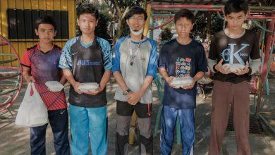 Photo of Yanmas Ansharu Syariah Banten Bagikan Sarapan Bubur Gratis