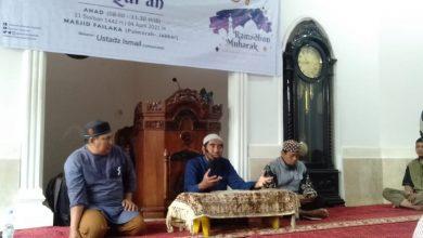 Photo of Ansharu Syariah Jakarta Gelar Targhib Ramadhan Bertajuk Ramadhan Bersama Al-Quran