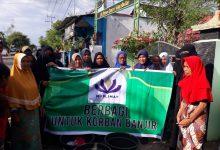 Photo of Sariyah Muslimat dan Yanmas Ansharu Syariah Nusra Bantu Korban Banjir Bandang Sila
