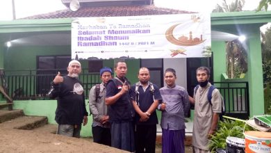 Photo of Sambut Ramadhan, Yanmas Ansharu Syariah Bogor Gelar Bersih Bersih Musholla