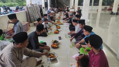 Photo of Ansharu Syariah Banten Gelar Ifthar dan Sahur bersama Penghafal Al Qur'an
