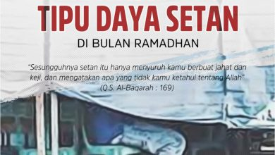 Photo of MEWASPADAI TIPU DAYA SETAN DIBULAN RAMADHAN