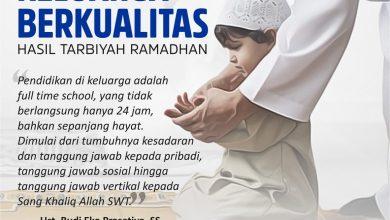Photo of Keluarga Berkualitas Hasil Tarbiyah Ramadhan