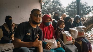 Photo of Yanmas Ansharu Syariah dan Forum Me-Dan Berikan Bantuan Sosial Untuk Yatim dan Dhuafa di Banten