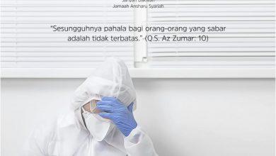 Photo of Khutbah Jum'at Edisi 275   Antara Musibah dan Kesabaran