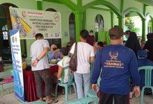 Photo of Bantu Masyarakat, Yanmas Ansharu Syariah dan Forum Me-dan Gelar Baksos di Lempake, Samarinda