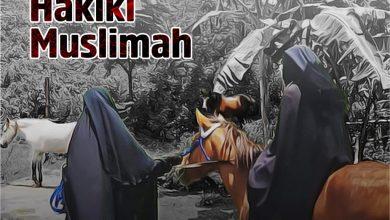 Photo of Hijab Perjuangan Hakiki Muslimah