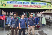 Photo of Yanmas Ansharu Syariah Blitar Luncurkan Program Berbagi Baju Layak Pakai